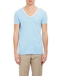 Bottega Veneta Tipped T Shirt