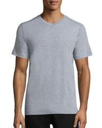 MPG Tower V Neck Heathered T Shirt