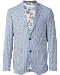 Etro Classic Striped Blazer