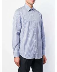 Finamore 1925 Napoli Classic Striped Shirt