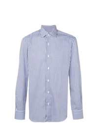 Barba Classic Striped Shirt