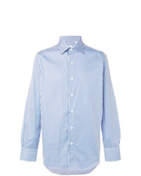 Finamore 1925 Napoli Classic Striped Shirt
