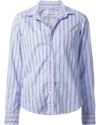 Frank Eileen Striped Shirt