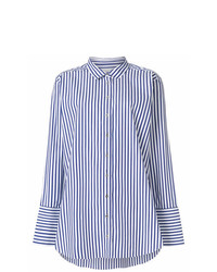 MARQUES ALMEIDA Marquesalmeida Striped Long Sleeve Shirt