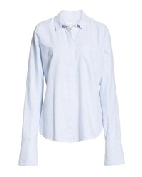 Treasure & Bond Oxford Cotton Classic Shirt
