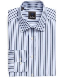 Regular fit stripe dress shirt medium 4911934