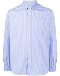 Junya Watanabe MAN Striped Button Down Shirt
