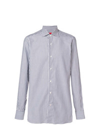 Isaia Striped Classic Shirt