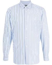 Comme des Garcons Homme Deux Comme Des Garons Homme Deux Striped Short Sleeve Shirt