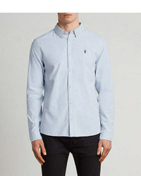 AllSaints Kilda Long Sleeve Shirt