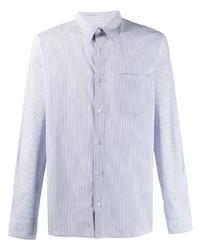 A.P.C. Long Sleeved Cotton Shirt