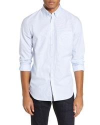 Lacoste Mini Stripe Regular Fit Sport Shirt