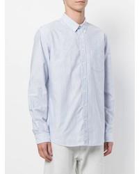 Schnaydermans Oxford Regular Striped Shirt