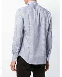 Corneliani Stripe Long Sleeve Shirt