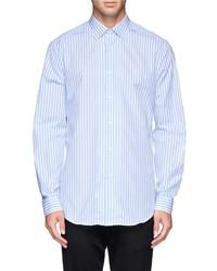Nobrand Stripe Poplin Shirt