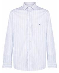 Etro Striped Button Down Shirt