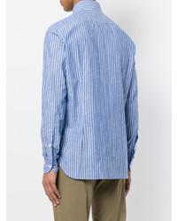Borrelli Striped Shirt