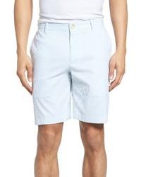Southern Tide Isle Of Palm Stripe Shorts