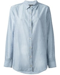 Isabel Marant Rarson Striped Shirt