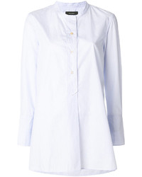 Isabel Marant Long Collarless Shirt