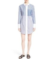 Jay stripe shirtdress medium 3638801