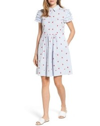 Seersucker shirtdress medium 4154882
