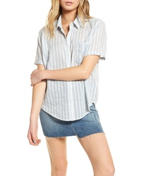 Treasure & Bond Stripe Shirt
