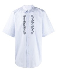 Stella McCartney Embroidered Short Sleeve Shirt