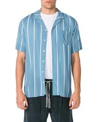 Zanerobe Miami Stripe Shirt