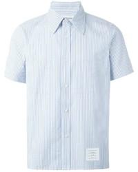 Thom Browne Striped Shortsleeved Shirt