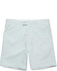 Hentsch man striped cotton shorts medium 260132