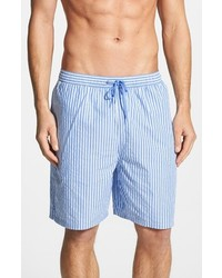 Vineyard Vines Striped Bungalow Swim Shorts