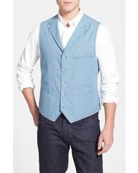 Light Blue Waistcoat
