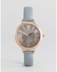Sekonda 2356 Faux Leather Watch In Blue