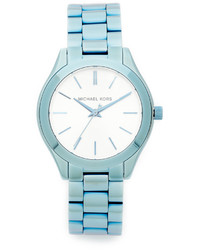 Michael Kors Michl Kors Mini Slim Runway Watch