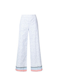 Lemlem Besu Wide Leg Trousers