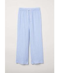 H&M Linen Pajama Pants