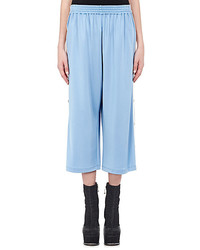 Maison Margiela Wide Leg Crop Pants