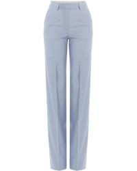 Wide leg wool pants medium 528654