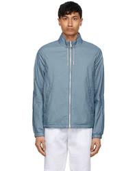 Ermenegildo Zegna Blue Breeze Breaker Jacket