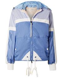 Moncler Hooded Med Shell Jacket