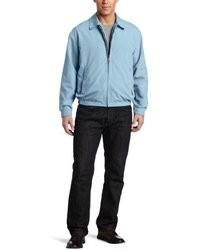 London fog zip front golf jacket medium 15217