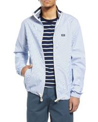 Scotch & Soda Pinstripe Zip Jacket