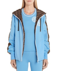 Fendi Reversible Hooded Jacket