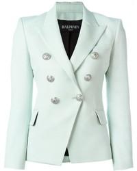Balmain Three Button Blazer
