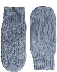 Cable knit mitt medium 1211088