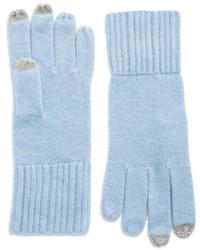 Cashmere tech gloves medium 1211082