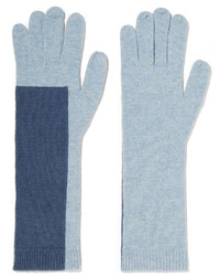 Duffy Two Tone Wool Blend Gloves