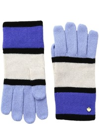 Kate Spade New York Color Block Gloves Extreme Cold Weather Gloves