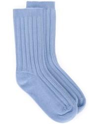 Rochas Ribbed Socks